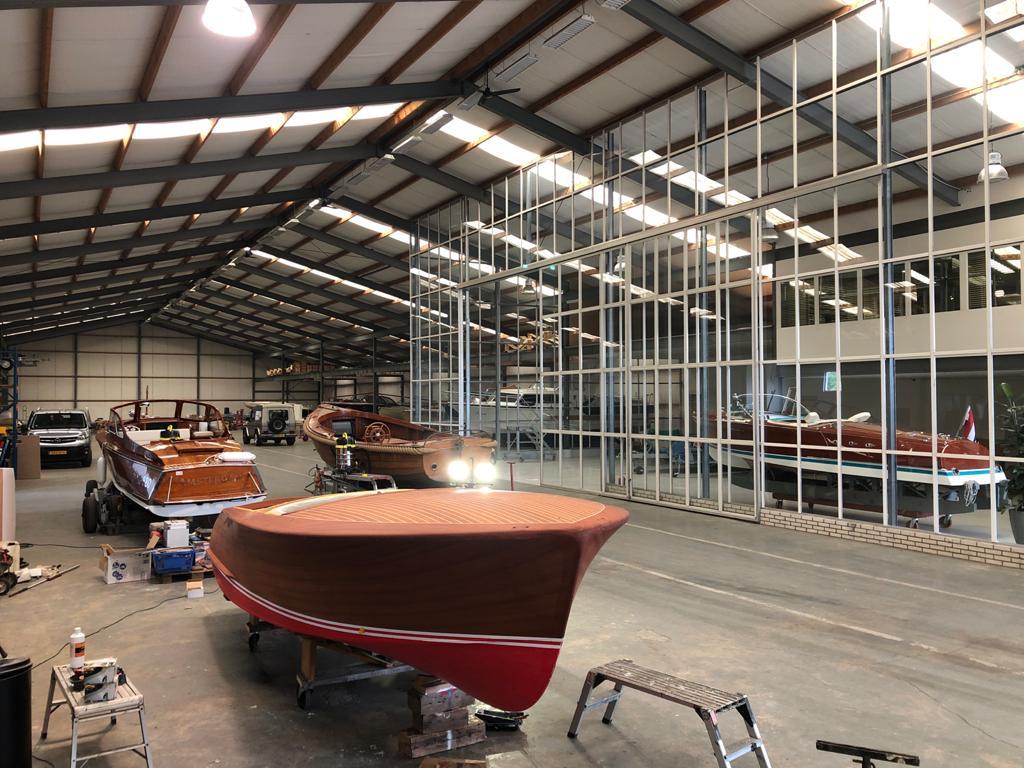 winterstalling Aalsmeer boot